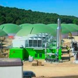 BioEnergía Almenar se pone en marcha