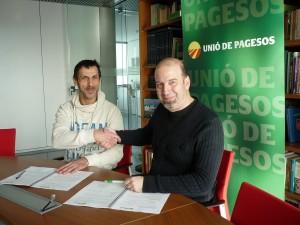NXT-Telecom i Unió de Pagesos