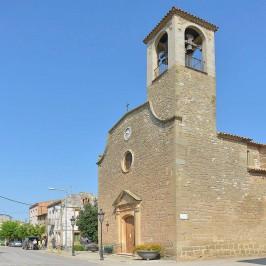 Santa María de Montmagastrell reconoce la labor de NXT-Telecom