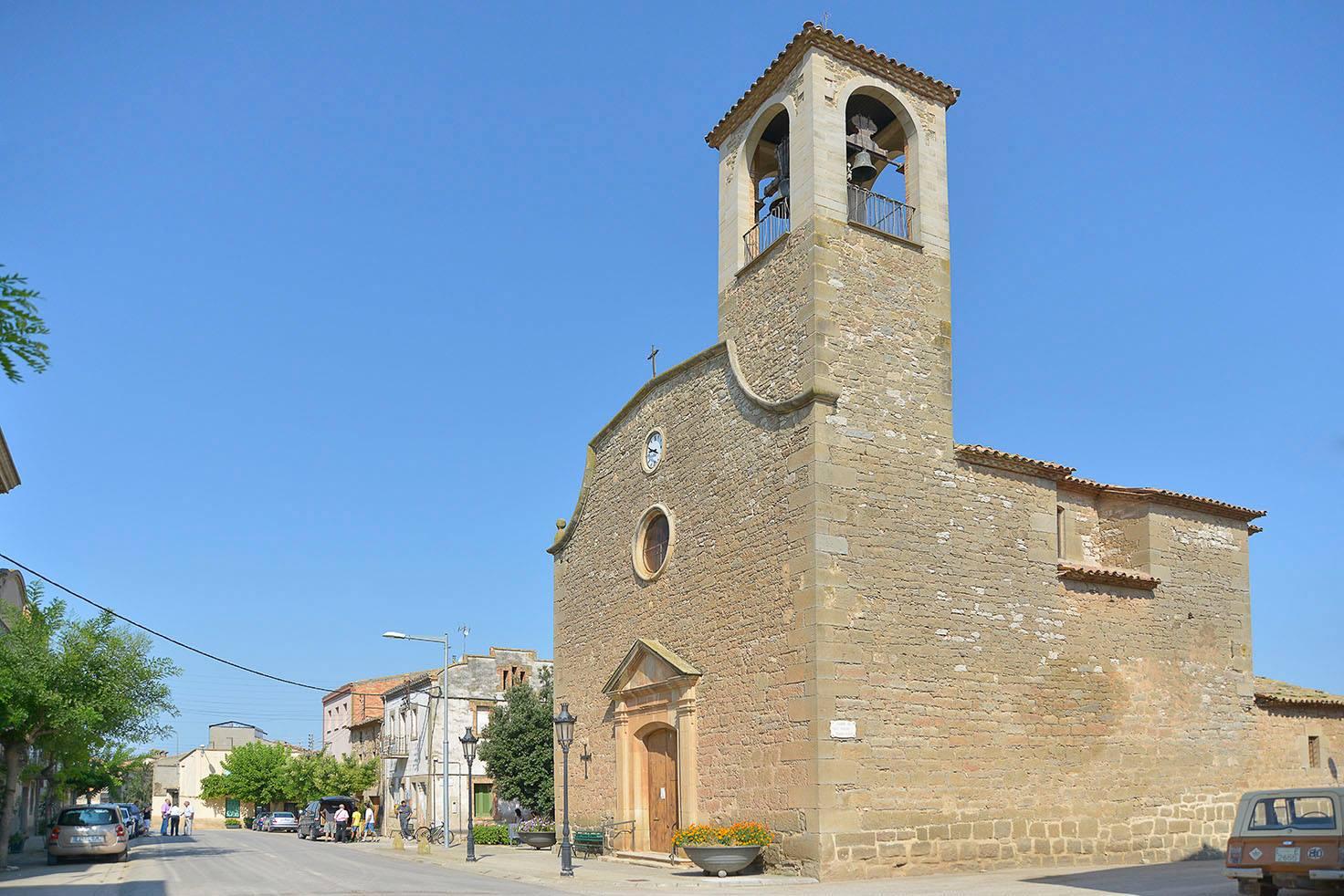 Esglèsia de Santa María de Montmagastrell