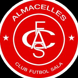 Patrocinio del Club de futbol sala de Almacelles