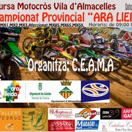 """1er campeonato provincial de motocross """"ARA LLEIDA"""", con Zona WiFi"""